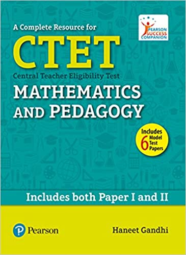 Buy A Complete Resource for CTET: Mathematics and Pedagogy Book
