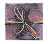 R & M 7 Piece Halloween Cookie Cutter Set with Gift Box, Assorted Colors