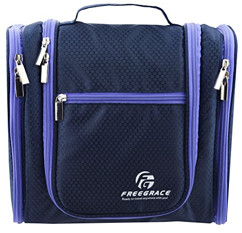 Freegrace Premium Toiletry Bag For Men & Women