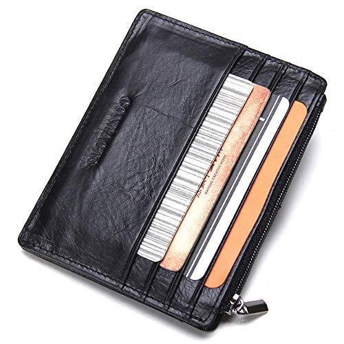 Portefeuilles De Couche Et documents Porte Cartes cartes Porte Pour Black Hommes Cuir Porte Première Mode Pinces monnaie Yqxr Casual Ensemble En 4d5w8q4P