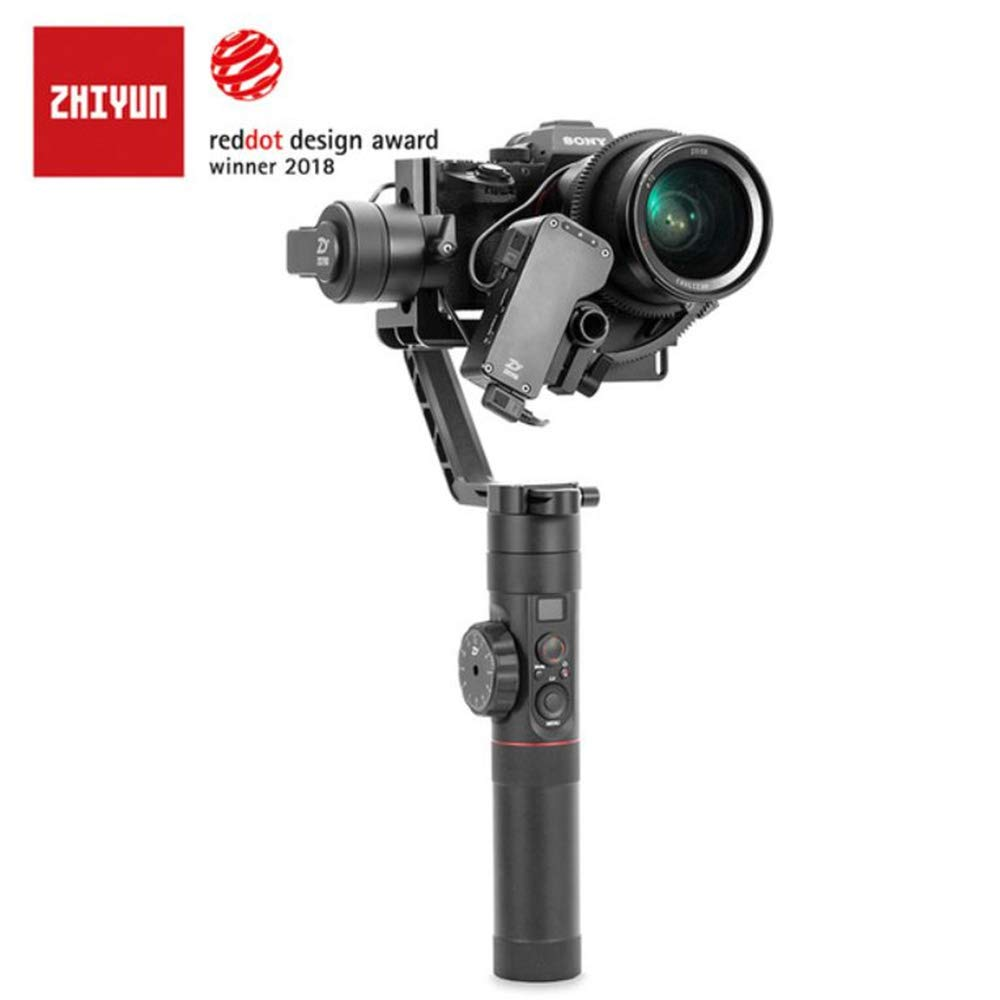ZHIYUN 公式 クレーン 2 3軸 カメラスタビライザー 全機種 デジタル一眼レフカメラ ミラーレスカメラ キヤノン 5D2/3/4 Camara de fotos   B07L1RBY9W