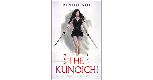 Amazon.com: THE KUNOICHI: Woman Ninja Assassin at the Battle ...
