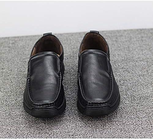 ビジネスシューズ メンズ カジュアルシューズ 通気 防滑 シューズ 紳士靴 革靴 スリッポン 通気性 履きやすい 防水 防寒 スニーカー 作業靴 メンズ ブーツ 軽量 耐摩耗 衝撃吸収 登山靴 ワーキングシューズ