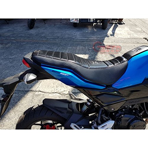 Mad Gel Seat Replacement Seat Model For Honda Grom 2016-2019 MSX SF Gel Seat by autospec (Image #6)