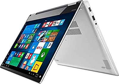 "2018 Lenovo Yoga 720 2-in-1 Ultrabook Flagship 13.3"" FHD Touchscreen Backlit Keyboard Laptop 