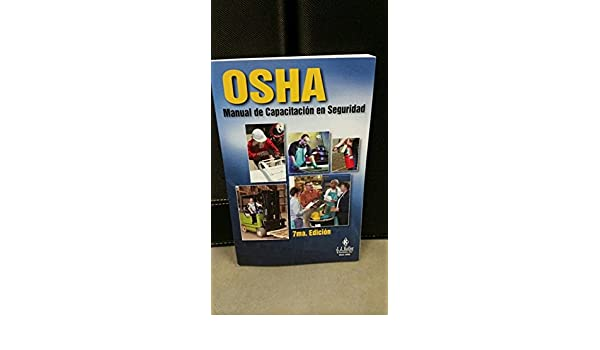 OSHA Manual de Capacitacion en Seguridad: J. J. Keller: Amazon.com: Books