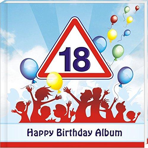 Happy Birthday Album 18