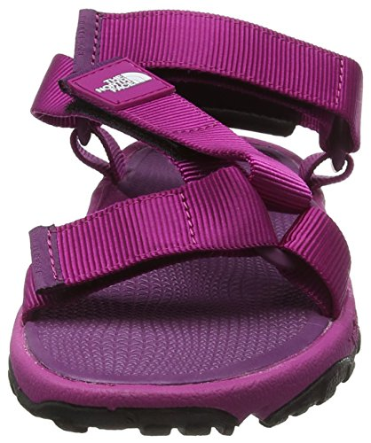 Pink Litewave North Face Sandales Purple pamplona fuschia Femme The Fma Violet q78ETEw