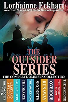 The Outsider Series: The Complete Omnibus Collection (The Friessen Legacy Book 1) by [Eckhart, Lorhainne]