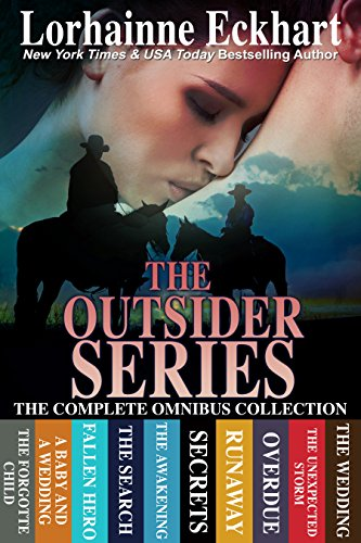 The Outsider Series: The Complete Omnibus Collection (The Friessen Legacy Book 1) ()