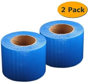 Amazoncom Barrier Film Roll Blue4 X 61200 Sheets For Dental