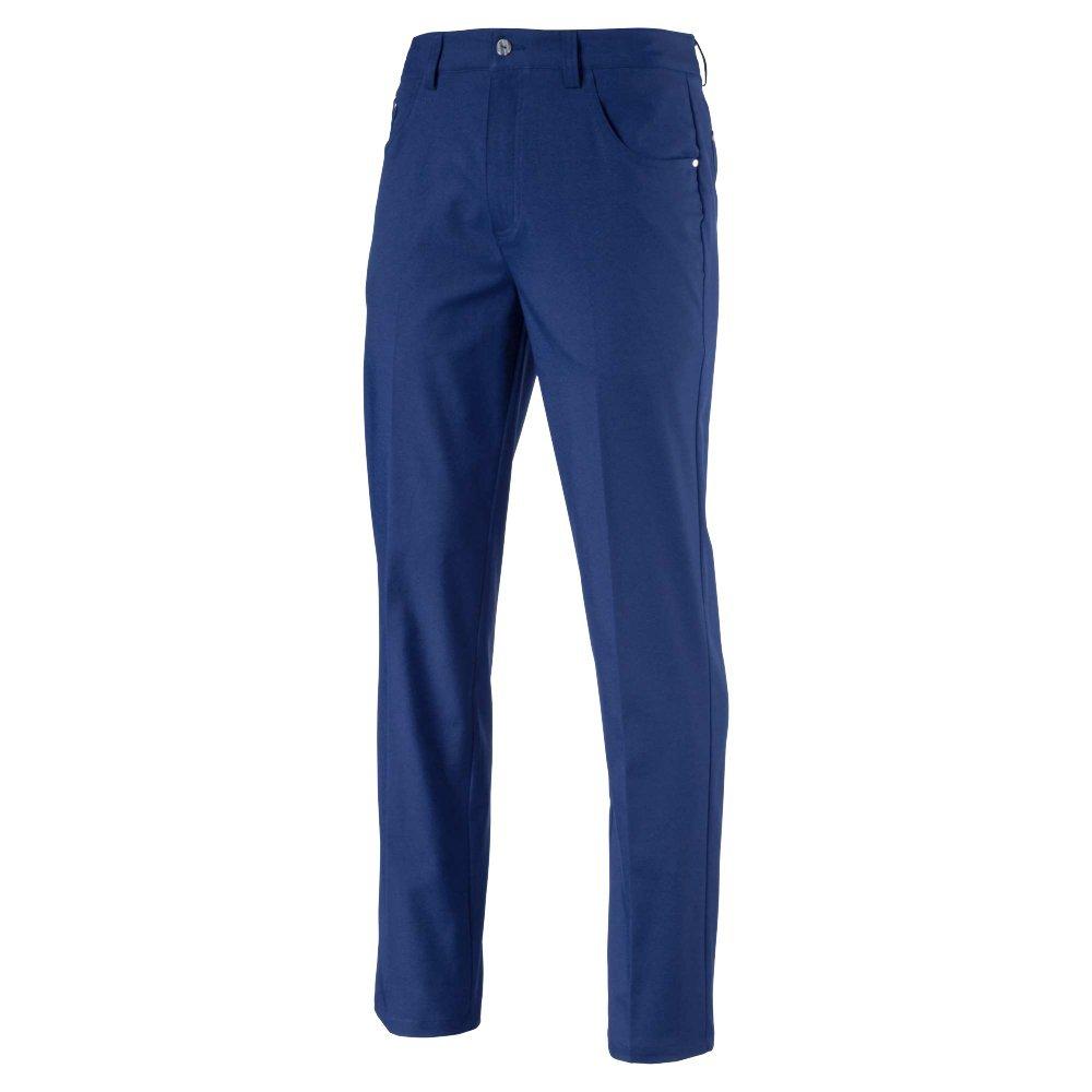 Puma Golf Men's 2017 6 Pocket Pant, Size 38x32, Sodalite Blue by PUMA