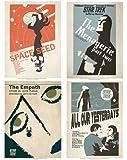 Star Trek Retro Episode Posters - Set 11