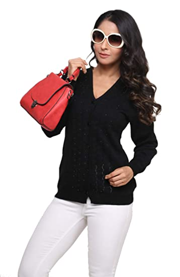 Modeve Women s Cardigan Sweater for Winter  Amazon.in  Clothing ... 439076a6d