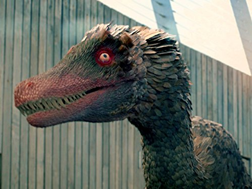 (Dinosaurs Roaming London )