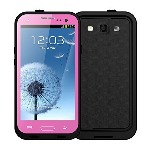 Galaxy S3 Waterproof Case - 4