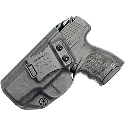Tulster Walther PPS M2 9mm/.40 Holster IWB Profile Holster (Black - Left Hand)