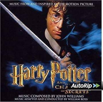 Harry Potter Et La Chambre Des Secrets  John Williams AmazonFr