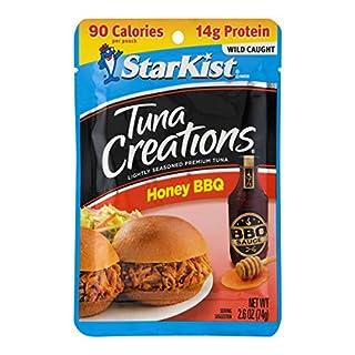 StarKist Tuna Creations Honey BBQ, 2.6 Ounce (Pack of 24)