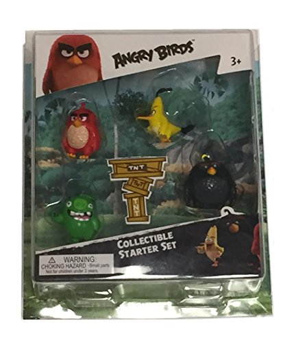 Angry Birds Collectible Starter Set