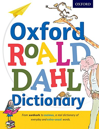Blake Oxford - Oxford Roald Dahl Dictionary