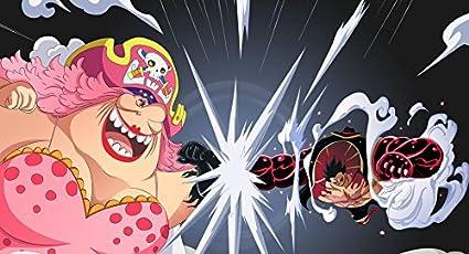 Amazon Com Xxw Artwork One Piece Monkey D Luffy Poster Gear