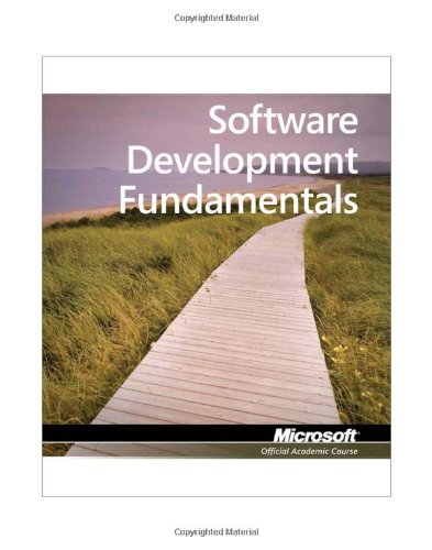 Exam 98-361 MTA Software Development Fundamentals by Wiley