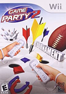 Game Party 2 - Nintendo Wii