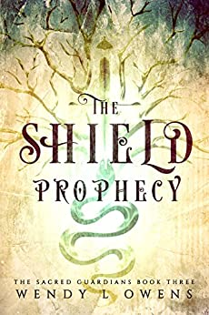 Shield Prophecy Sacred Guardians Book ebook product image
