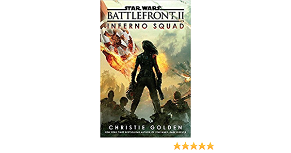 Inferno Squad Star Wars Autographed By Christie Golden Signed Edition Available 7 25 17 W Free Autograph Authenticity Card Christie Golden Golden Amazon Com Books