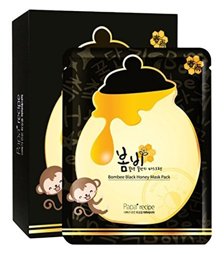 Papa Recipe Bombee Black Honey Mask Sheet by Papa Recipe