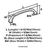 Amerock BP55347G10 Revitalize 6-5/16 in