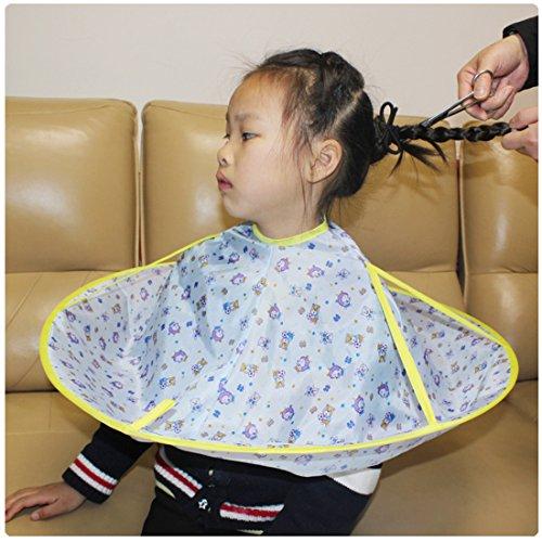Brave Tour Haircut Cloak Umbrella Cape Salon Barber Hairdressing