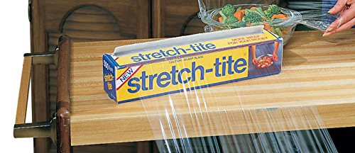 Wrap Food Stretch Tite (Miles Kimball Stretch-Tite Premium Plastic Food Wrap)
