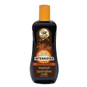 Australian Gold Dark Tanning Oil Intensifier Oil 237ml