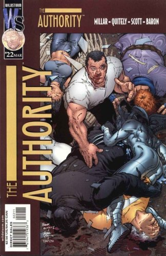 Download The Authority #22 Comic - Brave New World Part 1 (Wildstorm, 1st Series 1999) pdf