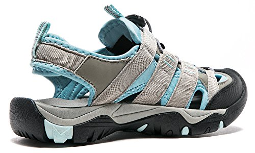 Atika Womens Maya Trail Outdoor Water Shoes Sandali Sportivi W107 W107-gsb