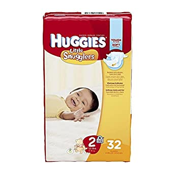 Med Specialties - K-C40765 : Huggies Little Snugglers Diapers by Kimberly-Clark