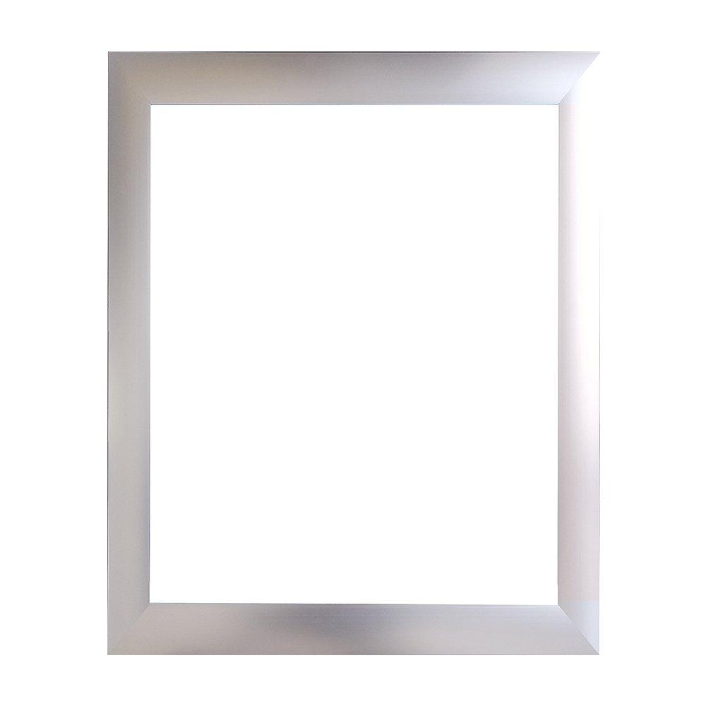 アルナ アルミ 額縁 正方形 DL シルバー 500x500 15058 B06XRSWMF2 500x500|シルバー シルバー 500x500