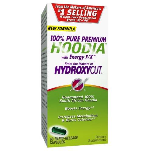 Hydroxycut Hoodia Capsule à libération rapide, 60-Count