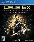 Deus Ex: Mankind Divided - PlayStation 4 - Standard Edition