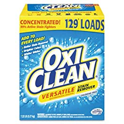 Arm & Hammer  57037-51791 OxiClean Versatile Stain Remover   7.22 lbs (Pack of 4)