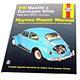 HAYNES MANUAL ALL TYPE1 & GHIA, dune buggy vw baja bug air cooled