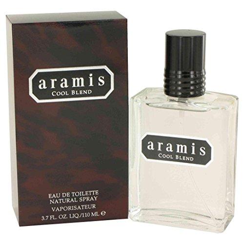 ARAMIS Cool Blend Eau de Toilette Spray for Men, 3.7 Fluid Ounce