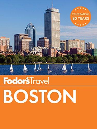 Fodor's Boston (Full-color Travel - Ma Boston Newbury Street