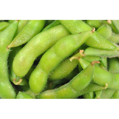 Frozen Edamame (Soy Beans) In Shell - 20 Lb Case by For The Gourmet