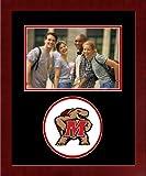 NCAA Maryland Terrapins University Spirit Photo Frame (Horizontal)