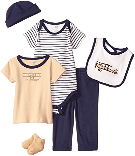 Hudson Baby Multi Piece Clothing Set,