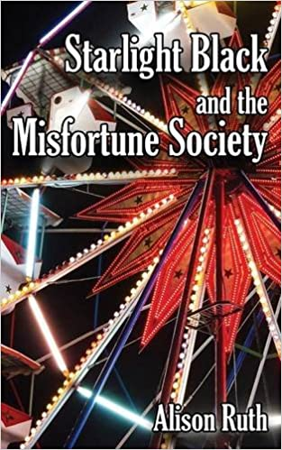 Book Starlight Black and the Misfortune Society