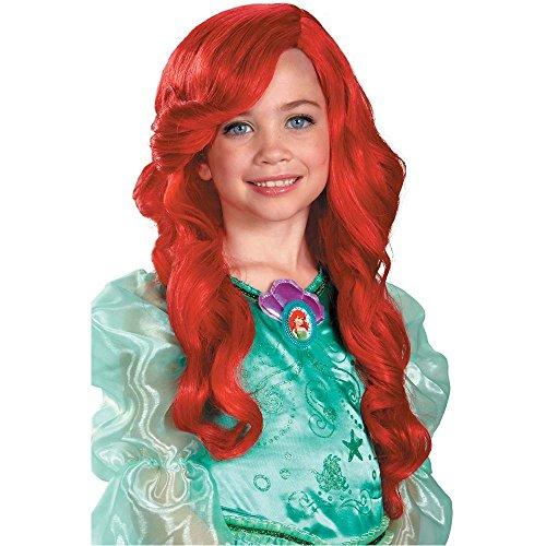 Ariel Child Wig Costume Accessory